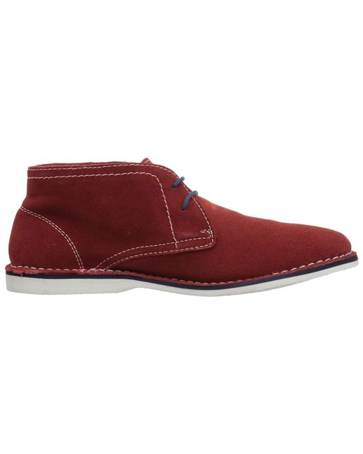 5851e852e37 ... Steve Madden - Red Locktin for Men - Lyst ...