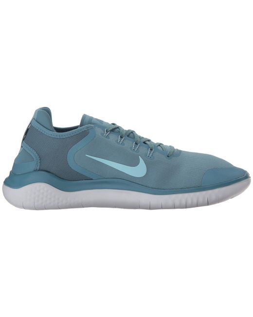 5eeb64d53e32 Lyst - Nike Free Rn 2018 Sun Bleached in Blue for Men - Save 17%