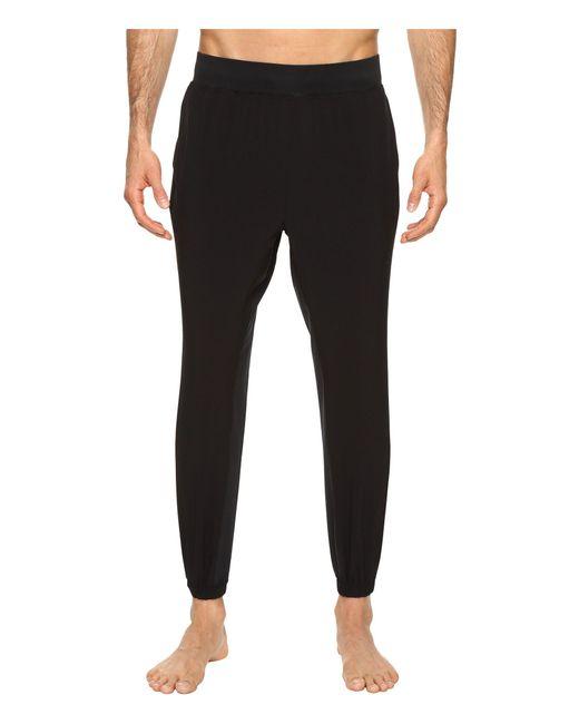 Onzie | Black Woven Pants for Men | Lyst