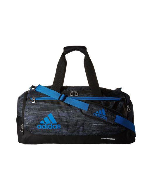 60f78b9be7 Adidas - Black Team Issue Medium Duffel - Lyst ...
