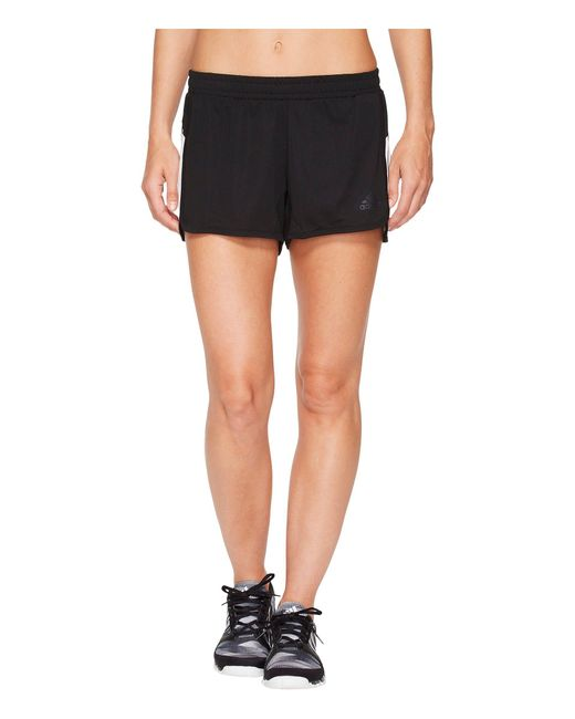 Adidas - Black D2m Knit Shorts - Lyst