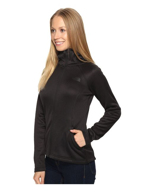 63e51cc41ff ... reduced the north face black agave hoodie lyst 5880d e3064