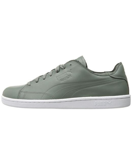 6bb8ea4275a Lyst - PUMA Match Clean in Green for Men - Save 7%
