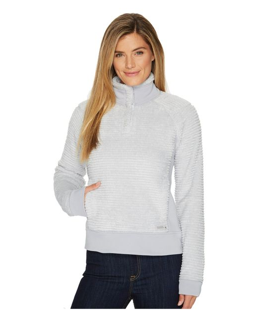 Mountain Hardwear - Gray Monkey Woman Pullover - Lyst