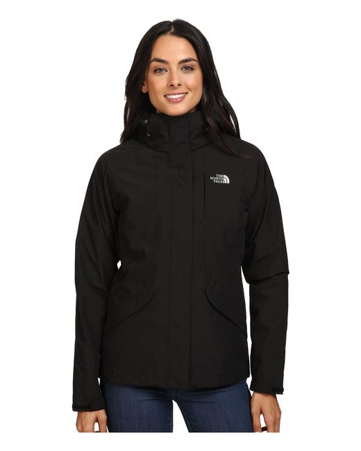 The North Face - Black Boundary Triclimate® Jacket - Lyst