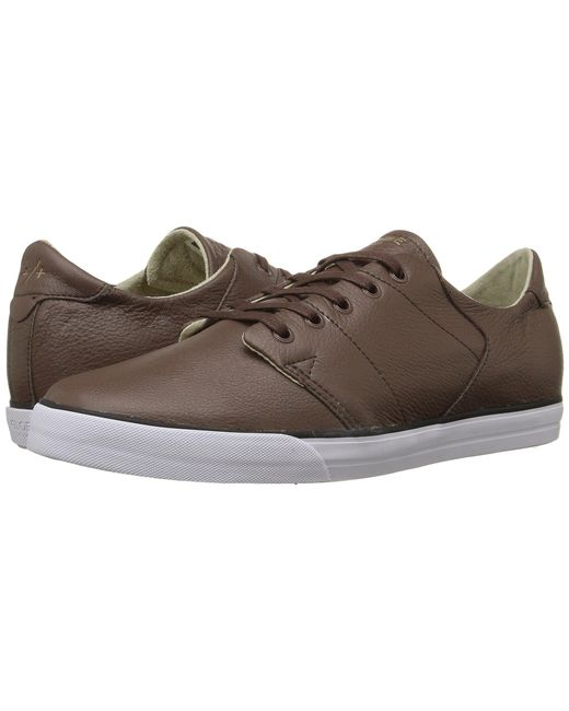 Globe | Brown Los Angered Low for Men | Lyst