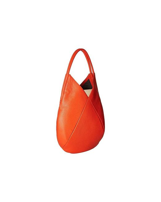 d48e41887d9 Ecco Linnea Hobo Bag (fire) Hobo Handbags in Red - Save 50% - Lyst