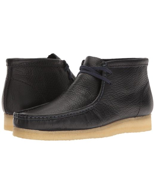 Clarks | Multicolor Wallabee Boot for Men | Lyst