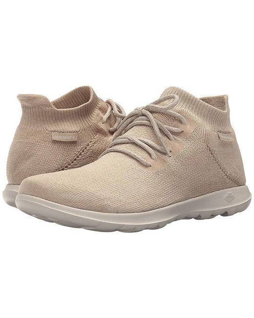 Skechers - Multicolor Gowalk Lite - Rise (taupe) Shoes - Lyst