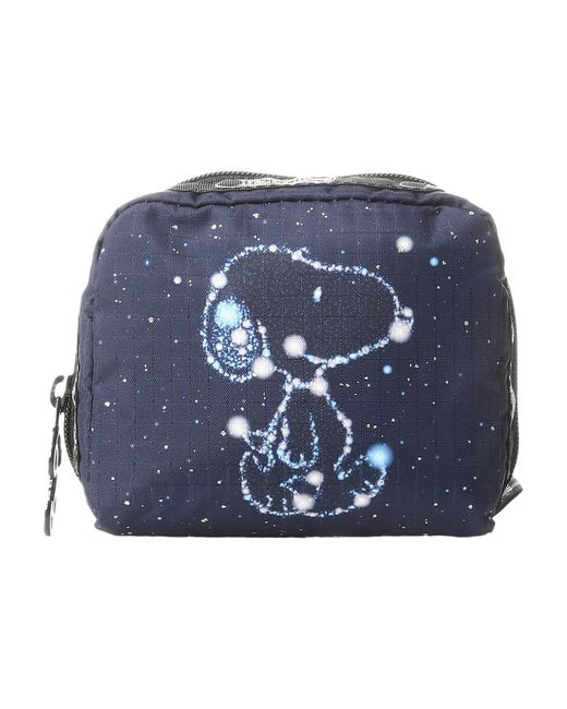 LeSportsac | Blue Square Cosmetic | Lyst