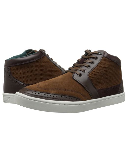 Ted Baker | Brown Maicinon for Men | Lyst