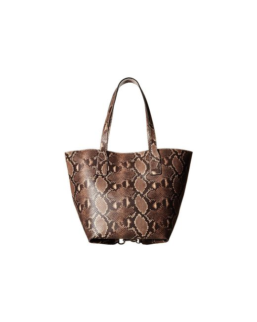 Marc Jacobs - Brown Snake Wingman Shopping - Lyst