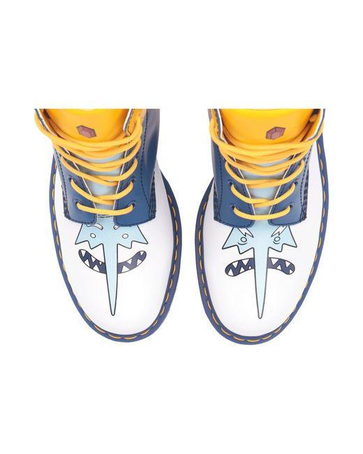 Dr. Martens | Blue 939 Ice King 6-eye Boot for Men | Lyst