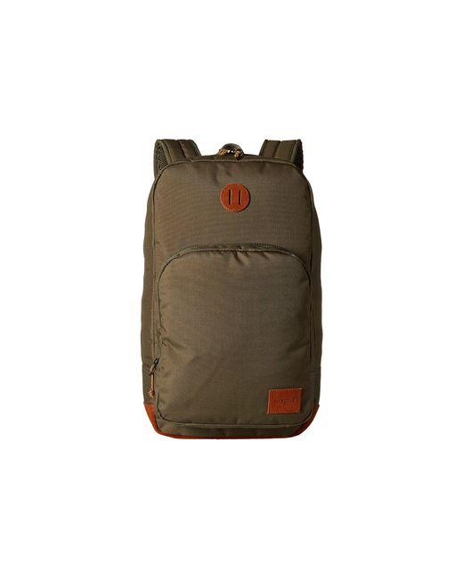 Nixon | Green The Range Backpack for Men | Lyst