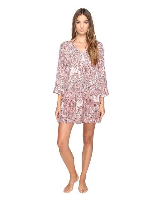 Lucky Brand | Pink Sleep Dress | Lyst