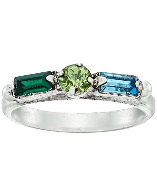 DANNIJO | Multicolor Fortuna Ring | Lyst
