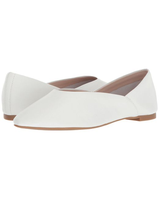 Nine West - White Monika 40th Anniversary Flat - Lyst