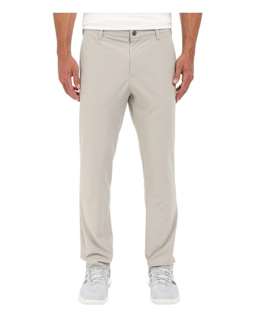 Adidas Originals - Gray Ultimate Tapered Fit Pants for Men - Lyst