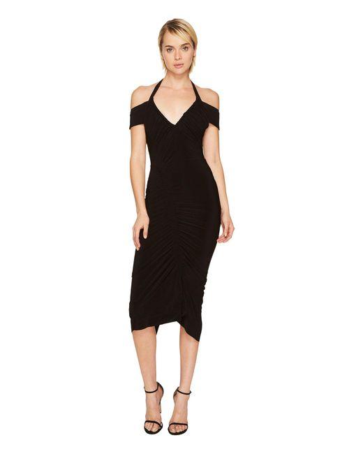 Preen By Thornton Bregazzi - Black Clara Dress - Lyst