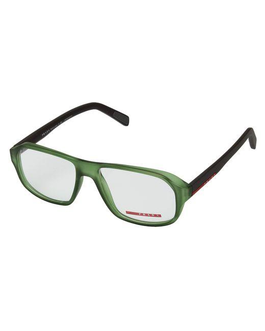 Prada - Green 0ps 05gv - Lyst