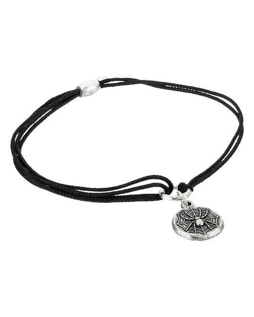 ALEX AND ANI - Multicolor Spider Web Pull Cord Bracelet - Lyst