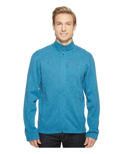 Marmot | Blue Drop Line Jacket for Men | Lyst