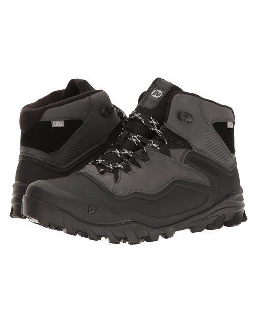 Merrell - Black Overlook 6 Ice+ Waterproof for Men - Lyst