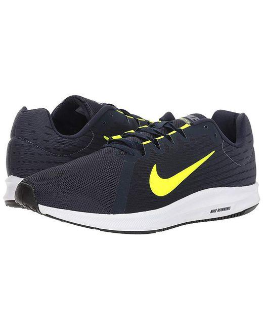 615cf2dff8 Nike - Downshifter 8 (light Carbon/volt/obsidian/black) Running Shoes ...