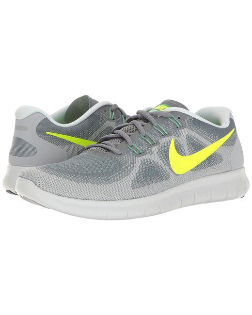 33c4a33c64a3d Lyst - Nike Free Rn 2017 in Gray for Men - Save 32%