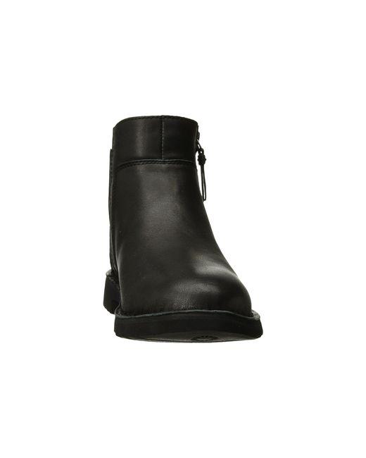 d204b48e94b Lyst - UGG Rea Leather in Black