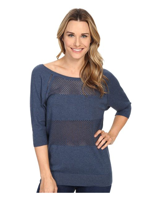 Lolë - Blue Mable Sweater - Lyst