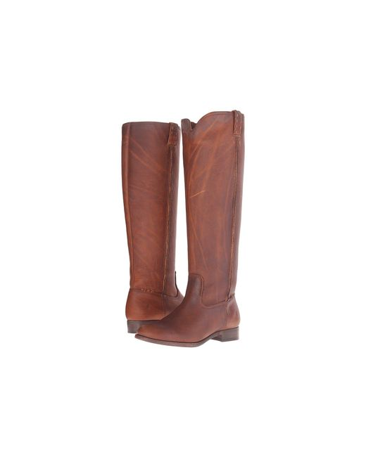 Frye - Brown Cara Tall Wide - Lyst