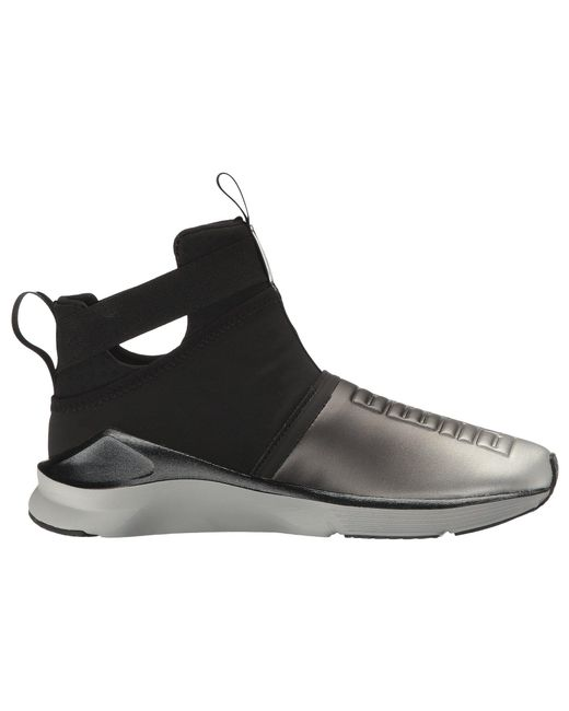 4b91c0c70ab6b3 Lyst - Puma Fierce Strap Metallic in Black for Men - Save 10%
