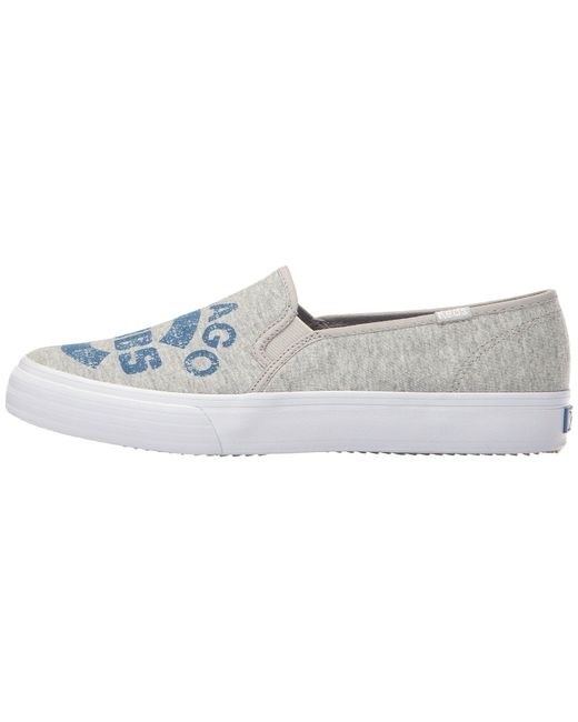 fb7b74dd25c Lyst - Keds Double Decker Mlb Cubs Jersey in Gray - Save ...
