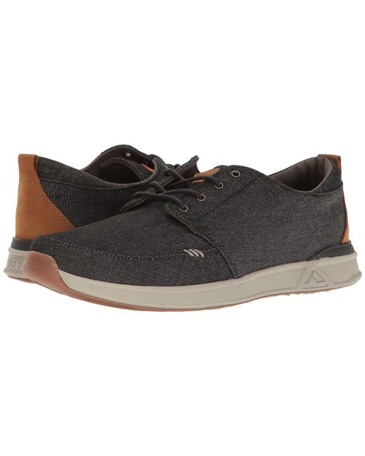 Reef - Black Rover Low Tx for Men - Lyst