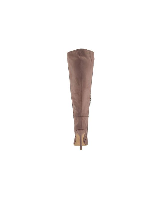 0d6e53364ec ... Charles David - Brown Dallan Wide Calf Boot - Lyst ...
