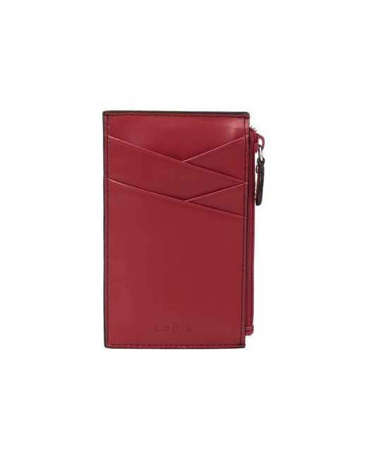 Lodis - Red Audrey Under Lock & Key In A Card Case - Lyst