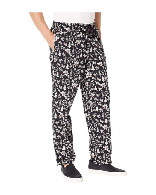 8fc4025f70d5 ... Tommy Bahama - Black Island Washed Cotton Woven Pants for Men - Lyst