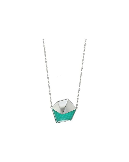 Stephen Webster - Metallic Crystal Haze Pendant Necklace - Lyst