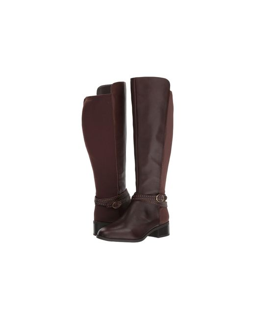 Bandolino - Brown Bryices Wide Calf - Lyst
