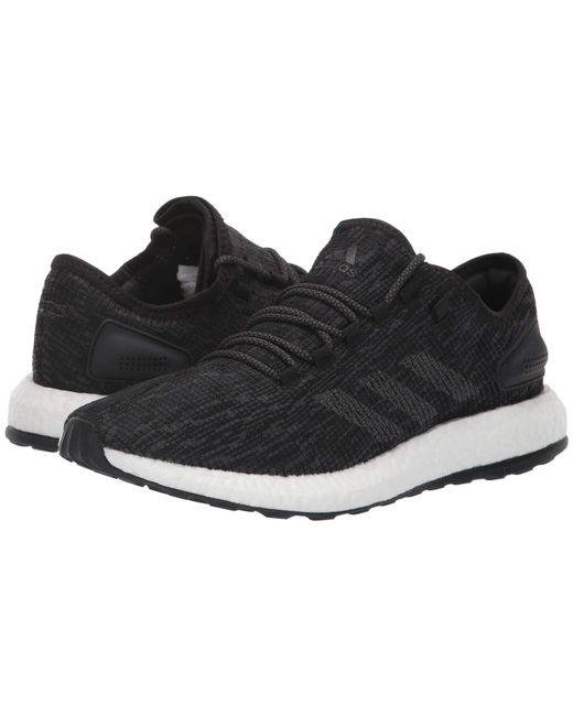 632057471b34 Adidas Originals - Black Pureboost for Men - Lyst ...