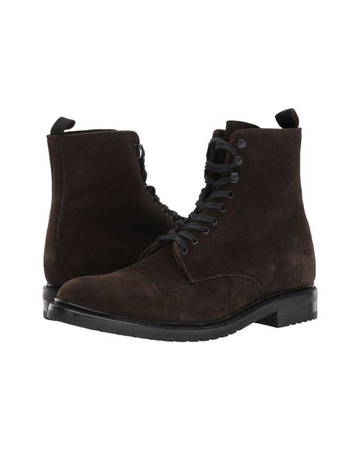 FryeOfficer Lace-Up UY7qkjd