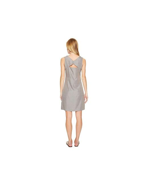 Mountain Khakis - Gray Hailey Dress (gunmetal) Dress - Lyst