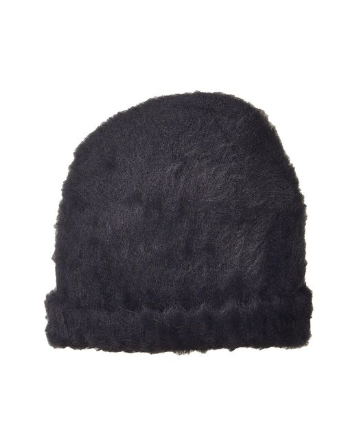 Free People - Blue Head In The Clouds Fuzzy Beanie - Lyst