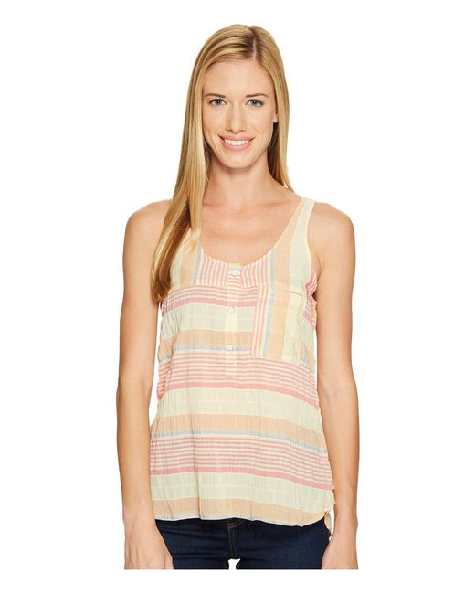 Woolrich - Natural Spring Fever Eco Rich Tank Top - Lyst