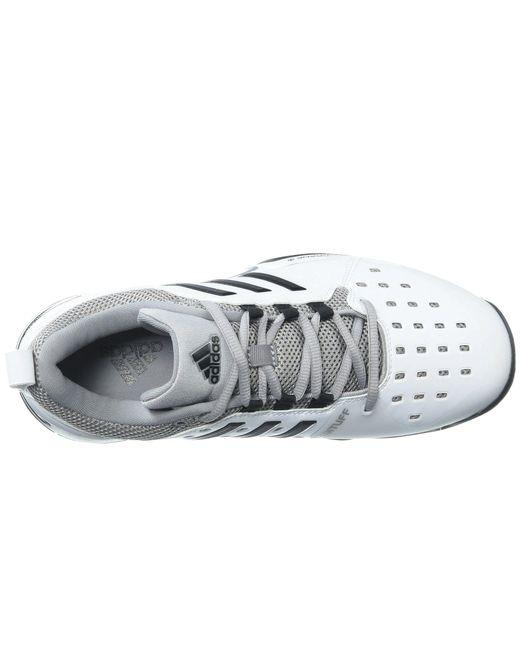7dae9266f ... Adidas - Gray Barricade Classic Bounce for Men - Lyst ...