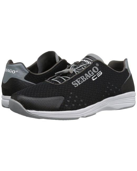 Sebago - Black Cyphon Sea Sport for Men - Lyst