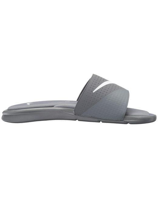 330957cbceb5 Lyst - Nike Ultra Comfort Slide in Gray for Men - Save 38%