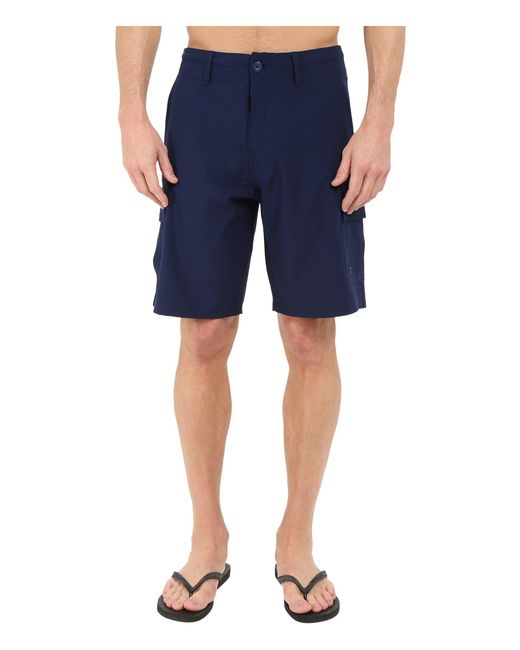 Body Glove - Blue The Hunter Shorts for Men - Lyst