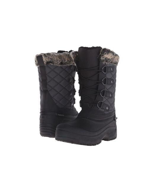 Tundra Boots - Black Augusta - Lyst
